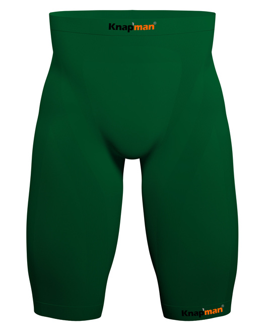 Knap'man Zoned Compression Short USP 45% groen