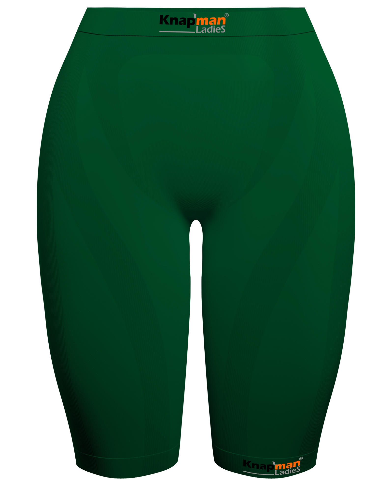 Knap'man Ladies Zoned Compression Short USP 45% groen